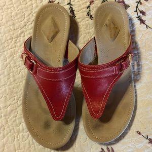 Cute Red Sandals 9M